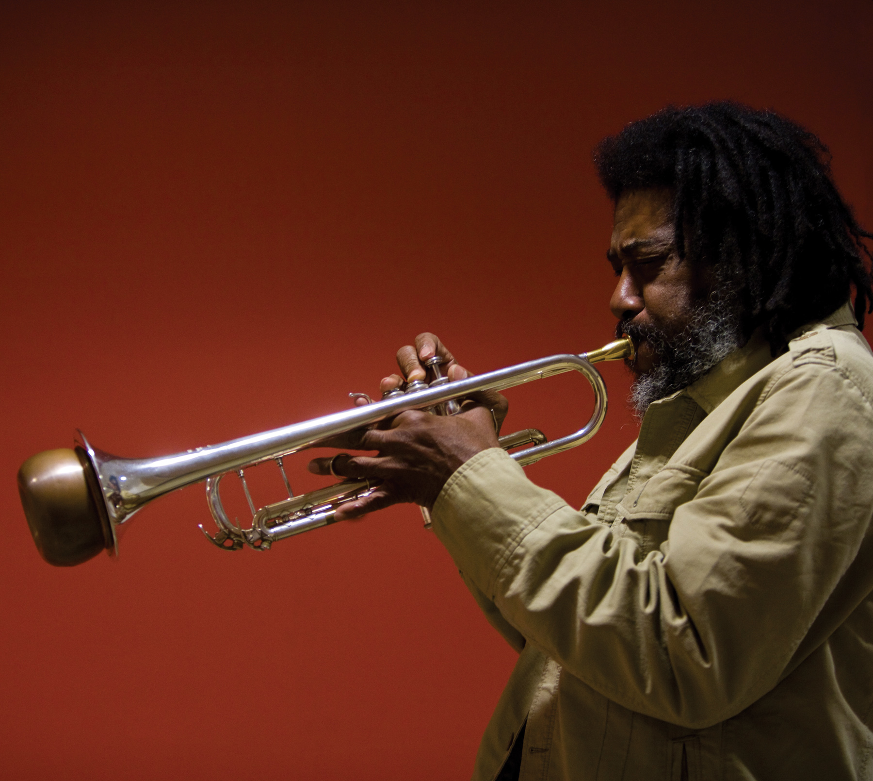 Wadada Leo Smith Leo Smith With The Bill Smith Ensemble - Rastafari
